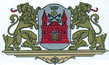 Riga: City coat of arms